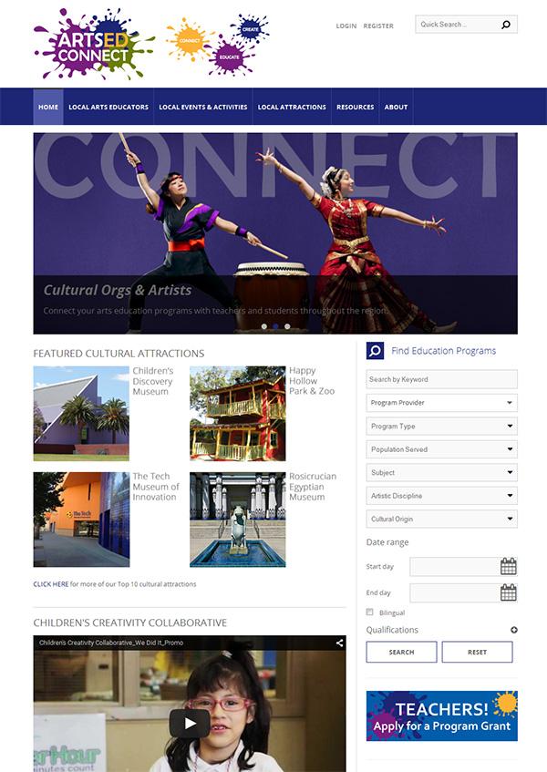 artsed-homepage